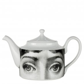 Fornasetti - Tea pot Tema e Variazioni black/white - konvice