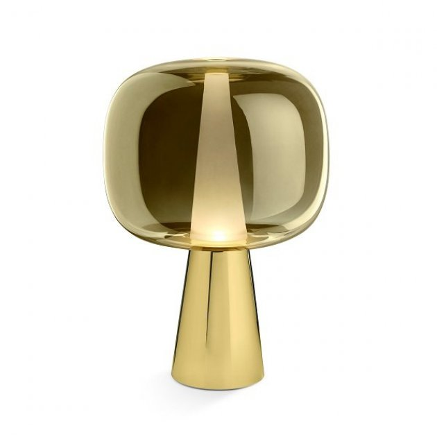 Ghidini 1961 - Dusk Dawn Table Lamp - Branch - stolní lampa - Brass polished