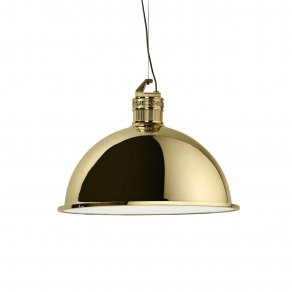 Ghidini 1961 - Factory - Elisa Giovannoni - chandelier - Brass polished