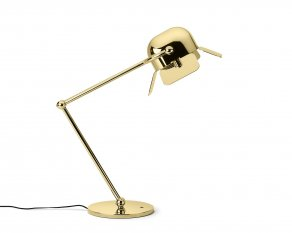 Ghidini 1961 - Flamingo Lamp - Nika Zupanc - table lamp - Brass polished