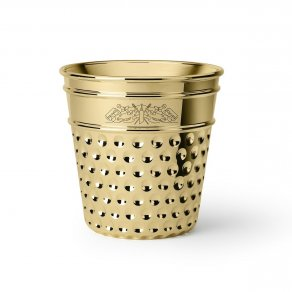 Ghidini 1961 - Here - Studio Job - champagne cooler - Brass polished
