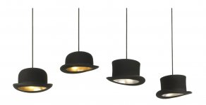 Jake Phipps - Jeeves and Wooster Pendant Light