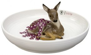 Nymphenburg - Bowl with fawn - Hella Jongerius, 2004 - bowl