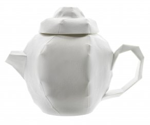 Nymphenburg - Lightscape Tea Pot - Ruth Gurvich, 2012 - teapot