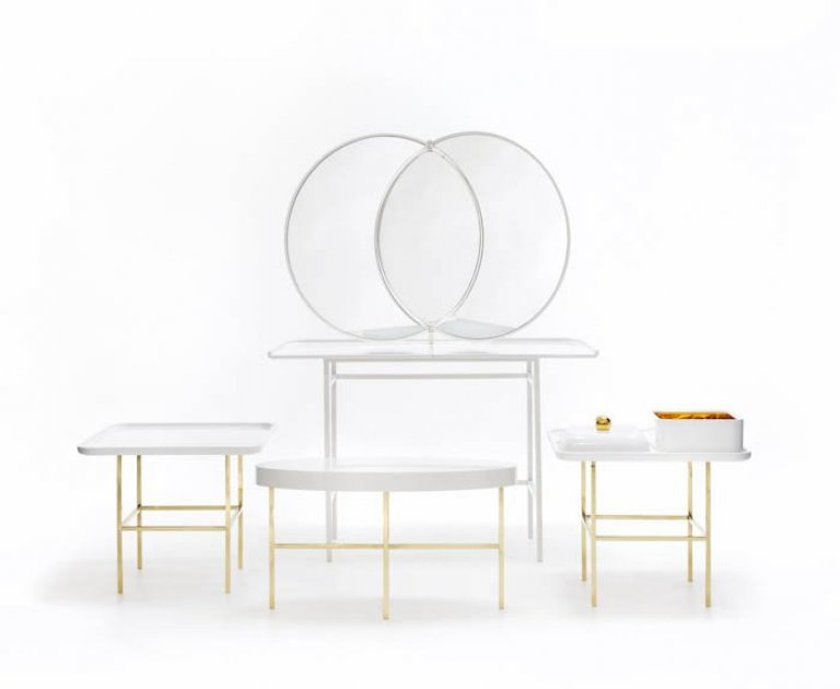 Sé - Olympia Dressing Table
