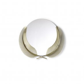 Ghidini 1961 - Sunset Mirror - Nika Zupanc - mirror small - Brass polished