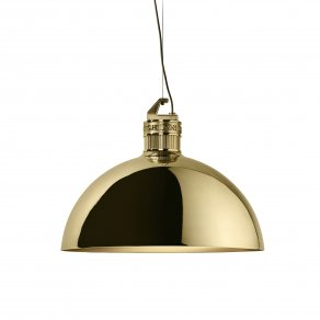 Ghidini 1961 - Factory - Elisa Giovannoni - lustr - Brass polished