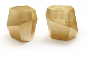 InsidherLand - Three Rocks heigh side table