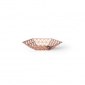 Ghidini 1961 - Tip Top Tray- Richard Hutten - mísa malá - Rose gold